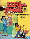 Comics - Kalle und Jimmie - De brokkenmakers