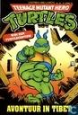 Bandes dessinées - Teenage Mutant Ninja Turtles - De nieuwe burgemeester