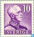 Briefmarken - Schweden [SWE] - König Gustaf V (große Zahlen)