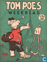 Comic Books - Bumble and Tom Puss - 1949/50 nummer 32