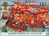 Victory over Armada 400 years