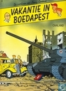 Comic Books - Freddy Lombard - Vakantie in Boedapest