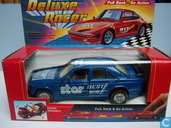 "Modelauto's  - Welly - Mercedes-Benz 190 ""Star World Team"""