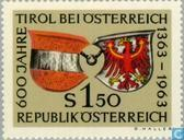 Postage Stamps - Austria [AUT] - 600 years in Tyrol Austria