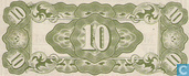 Billets de banque - The Japanese Government - Malaisie 10 Cents