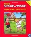 Strips - Junior Suske en Wiske - Wiske zoekt een schat