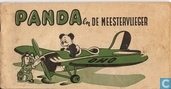 Comic Books - Panda - Panda en de meestervlieger