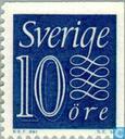 Postzegels - Zweden [SWE] - Cijfer