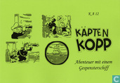 Strips - Kappie [Toonder] - Abenteuer mit einem Gespensterschiff