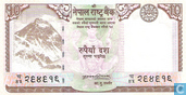 Banknotes - Nepal - Nepal 10 Rupees