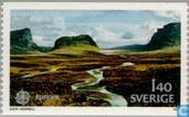 Postage Stamps - Sweden [SWE] - Europe – Landscapes