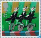 Briefmarken - Großbritannien [GBR] - Europa – Das Zirkus
