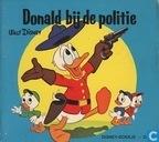 Donald bij de politie