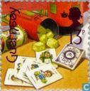 Timbres-poste - Guernesey - Vieux jouets