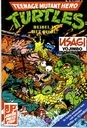 Comic Books - Teenage Mutant Ninja Turtles - Heibel in de riool