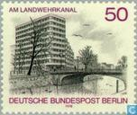 Postage Stamps - Berlin - Views of Berlin