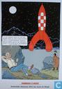 Affiches et posters - Bandes dessinées - Hommage à Hergé