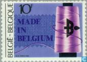 Postage Stamps - Belgium [BEL] - Belgian exports