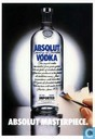 Cartes postales - Promocard - 02831 Absolut masterpiece.