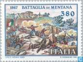 Battle of Mentana 120 years