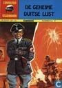 Bandes dessinées - Commando Classics - De geheime Duitse lijst