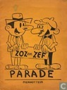 Zoz en Zef parade