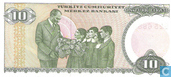 Banknoten  - Türkei - 7th Emission - Türkei 10 Lira ND (1979/L1970) P192a2