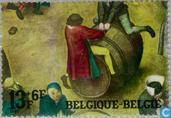 Postzegels - België [BEL] - Kinderspelen