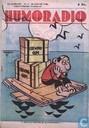 Bandes dessinées - Humoradio (tijdschrift) - Nummer  3