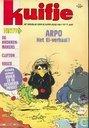 Comic Books - Kuifje (magazine) - Kuifje 35