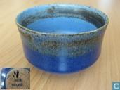 Keramiek - Zaalberg - Zaalberg Holland blauw schaaltje