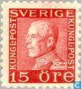 Postage Stamps - Sweden [SWE] - King Gustav V