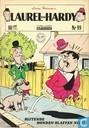 Bandes dessinées - Laurel et Hardy - de hond