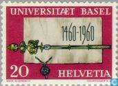 Université de Bâle 500 années