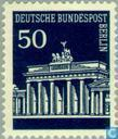 Briefmarken - Berlin - Brandenburger Tor