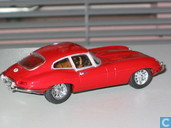 Modelauto's  - Box Model - Jaguar E-type