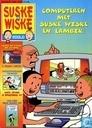 Strips - Suske en Wiske weekblad (tijdschrift) - 1998 nummer  40