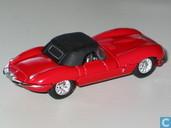 Model cars - Mattel Hotwheels - Jaguar XKSS