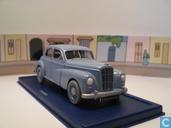 """Modelauto's  - Atlas - De Morris Six uit """"Kuifje en het zwarte goud"""""""