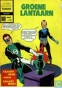Comic Books - Green Lantern - Krachtring contra krachtring!