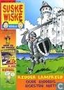 Strips - Suske en Wiske weekblad (tijdschrift) - 1997 nummer  18