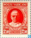 Postage Stamps - Vatican City - Pope Pius XI