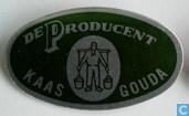 De Producent Kaas Gouda [groen]
