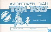 Comic Books - Bumble and Tom Puss - De volvetters
