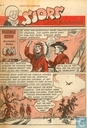 Strips - Sjors van de Rebellenclub (tijdschrift) - 1958 nummer  9