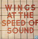 Platen en CD's - Wings - At the speed of sound