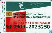 Gemeente Den Haag, Dienst Burgerzaken