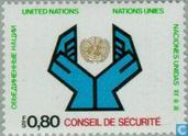 Postage Stamps - United Nations - Geneva - Security