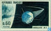 French satellite (first)