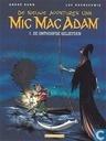 Strips - Mick Mac Adam - De onthoofde geliefden